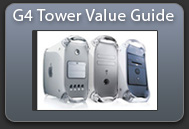 the G4 Tower Value Guide