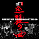 edIT - 'Certified Air Raid Material'